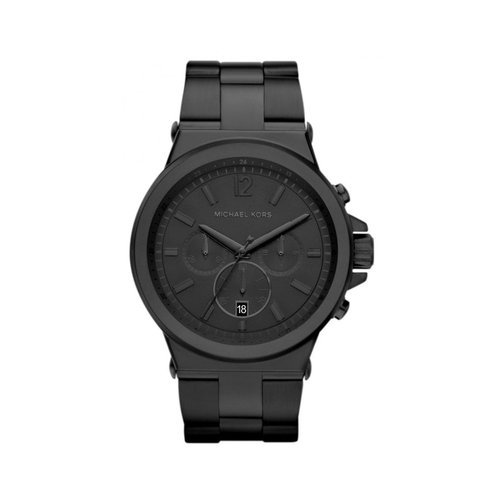 1709581a718f Buy The Michael Kors MK8279 Black Men s Watch From Tic Watches!