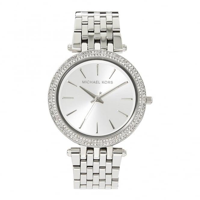c8740007d8fb MK3190 Darci Silver Ladies Stainless Watch