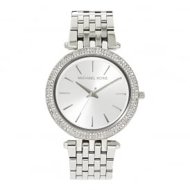 MK3190 Ladies High Polished Stainless Watch