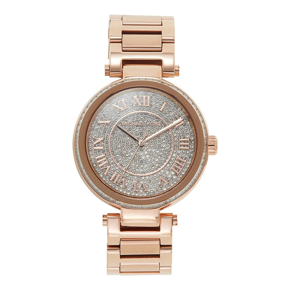 4e3ed0ab2048 MK5868 Catlin Rose Gold Tone Ladies Watch on sale at Tic Watches