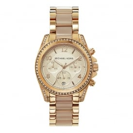MK5943 Michael Kors Rose Gold Ladies Watch