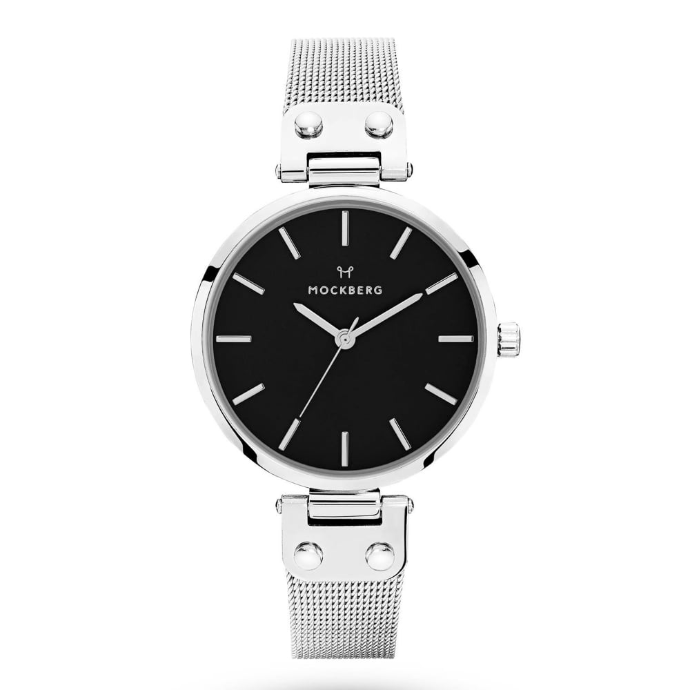 en black artiklar dial george watches