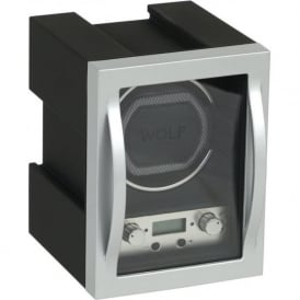 Module 4.1 Auminum & Glass Single Watch Winder