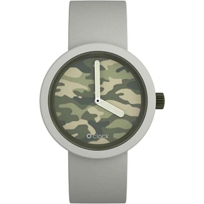 OClock Watches Camouflage Ice Watch OCC02