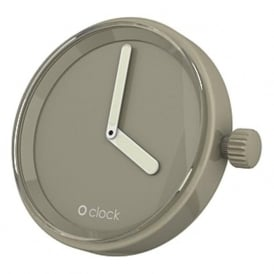 OClock Watches Tone on Tone Dove Dial OCF05