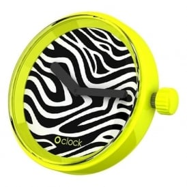 OClock Watches Safari Zebra Dial OCF42