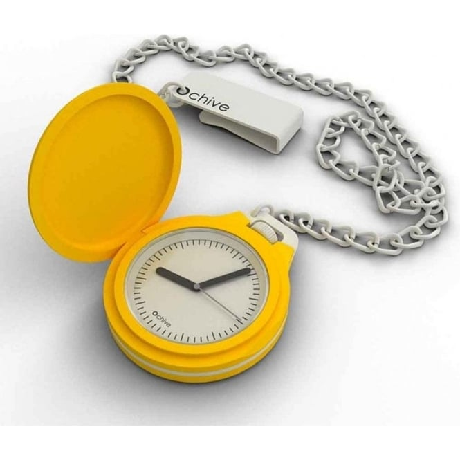 OClock Watches Ochive Yellow Watch OCHV10