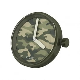 OClock Watches Camouflage Dial OCF23