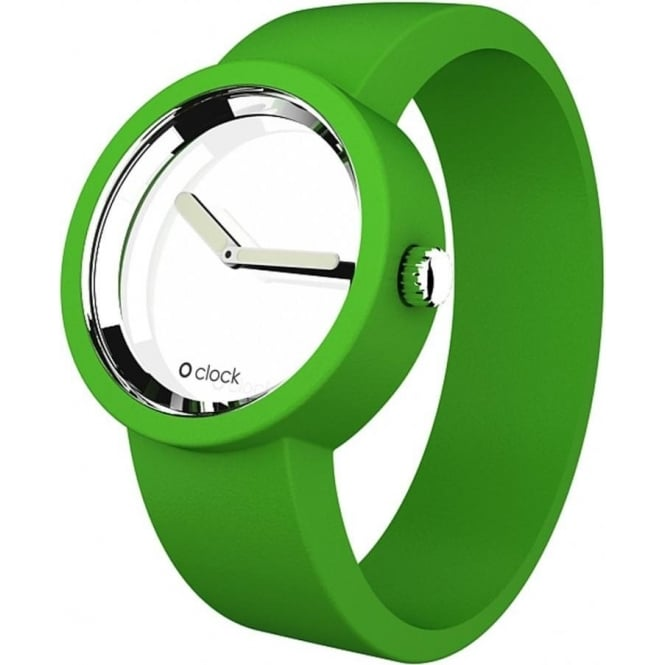 OClock Watches Mirror Apple Green Watch OCM01