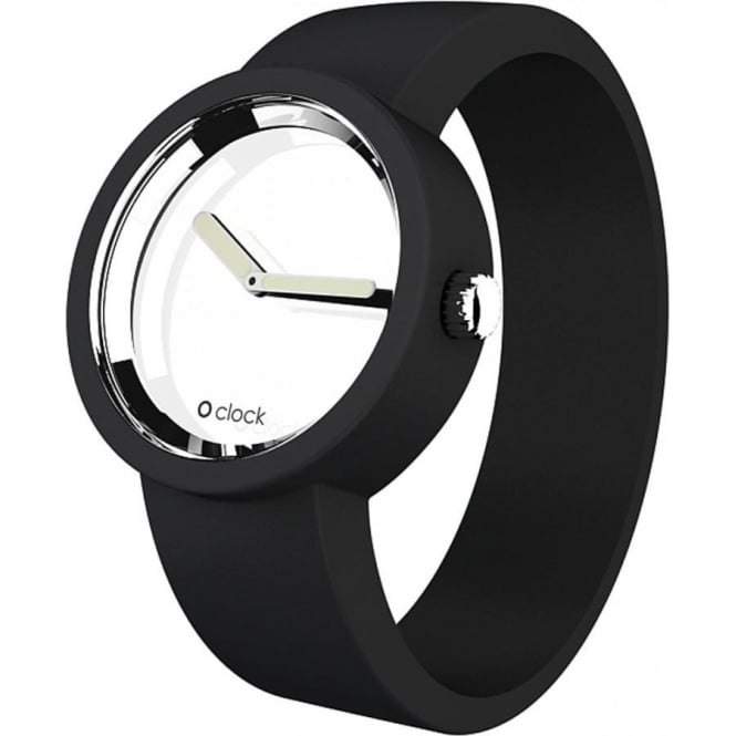 OClock Watches Mirror Black Watch OCM02