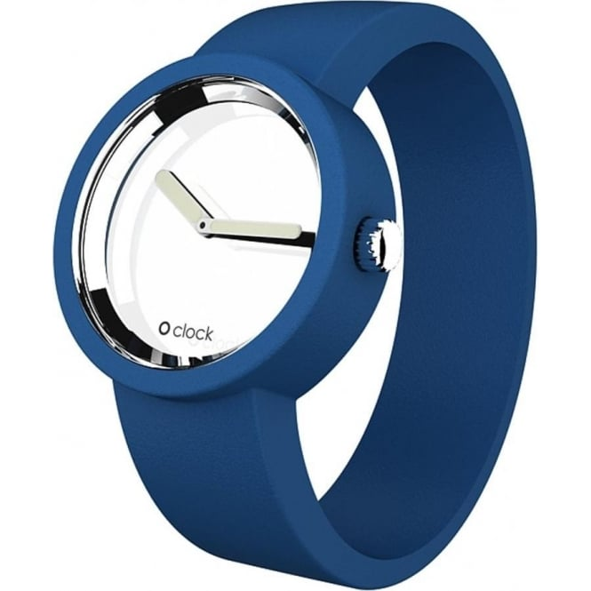 OClock Watches Mirror Capri Blue Watch OCM03