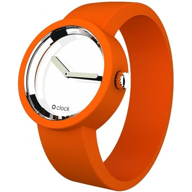 OClock Watches Mirror Orange Watch OCM14