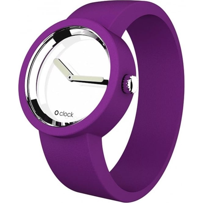 OClock Watches Mirror Fuchsia Watch OCM16