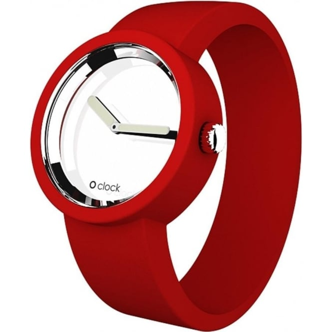OClock Watches Mirror Red Watch OCM17