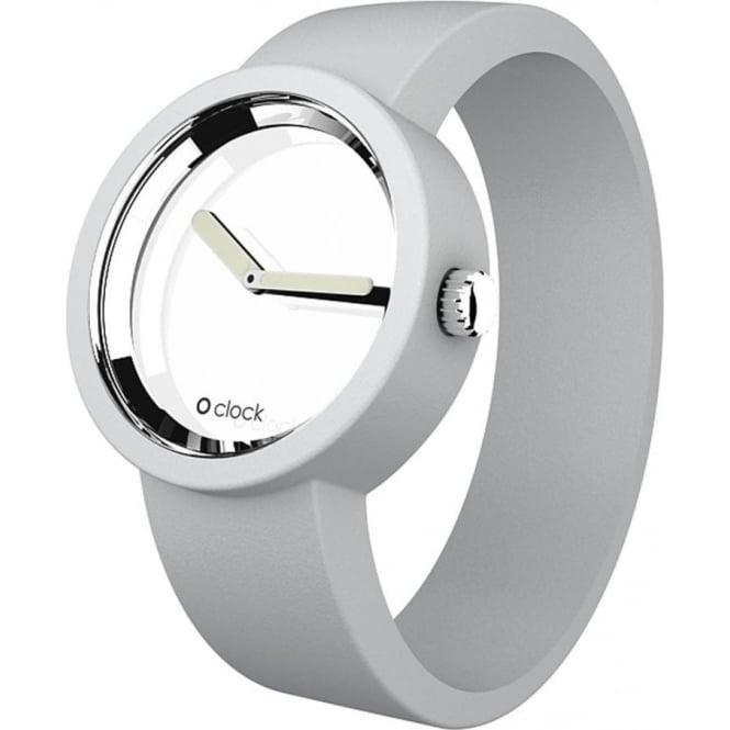 OClock Watches Mirror White Watch OCM20