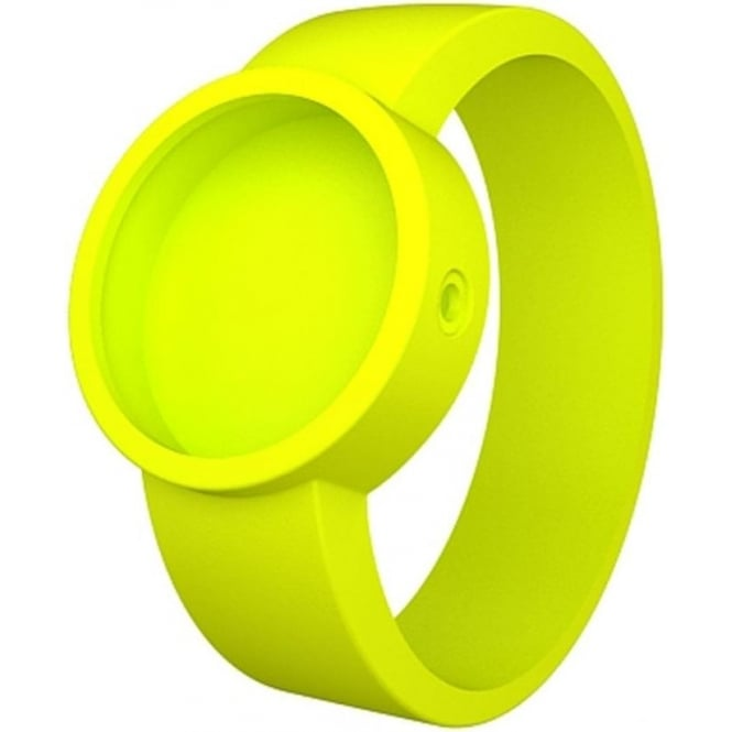 OClock Watches Fluorescent Yellow Watch Strap OCS22