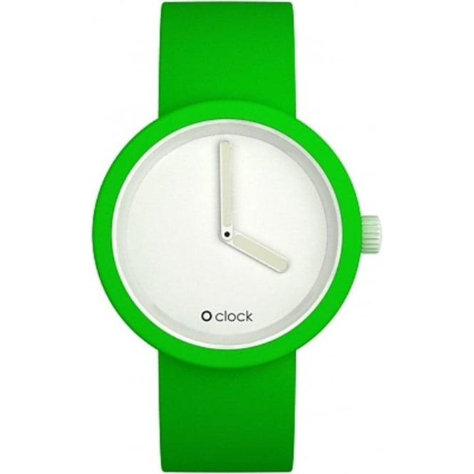 OClock Watches Classic Apple Green Watch OCW01