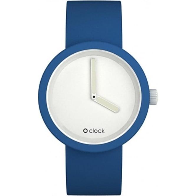 OClock Watches Classic Capri Blue Watch OCW03