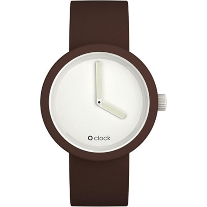 OClock Watches Classic Chocolate Watch OCW04