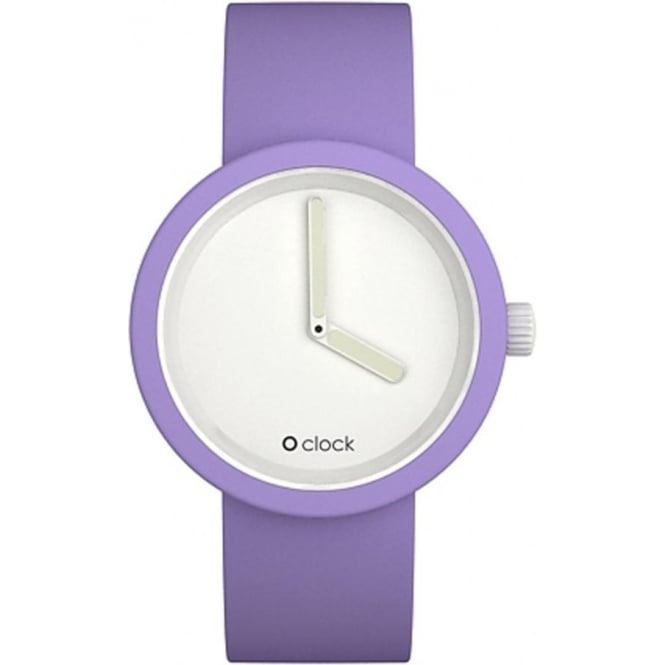 OClock Watches Classic Lilac Watch OCW09