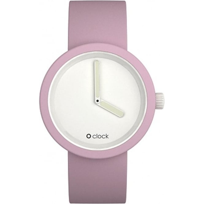 OClock Watches Classic Powder Pink Watch OCW15