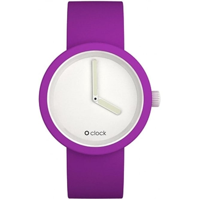 OClock Watches Classic Fuchsia Watch OCW16