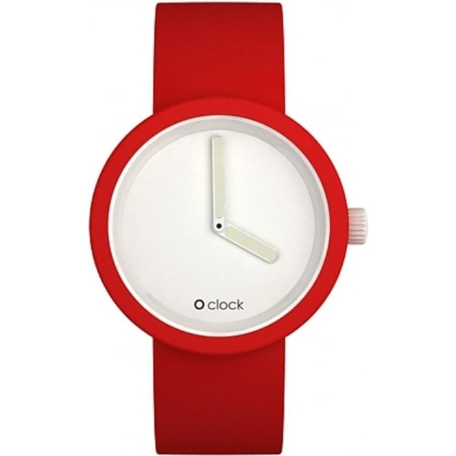 OClock Watches Classic Red Watch OCW17