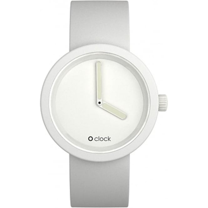 OClock Watches Classic White Watch OCW20