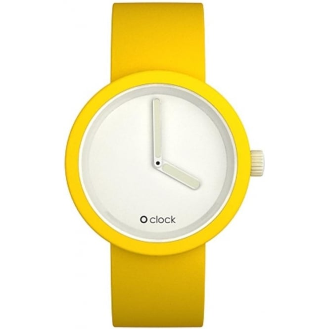 OClock Watches Classic Yellow Watch OCW21