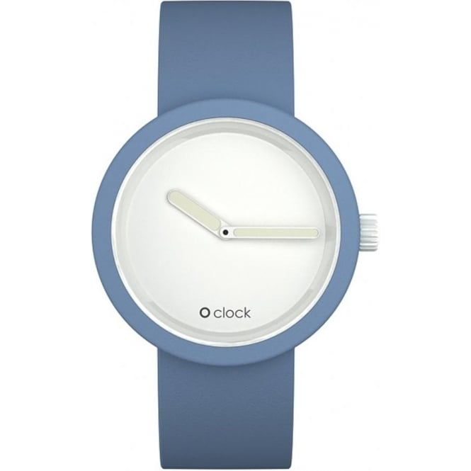 OClock Watches Classic Sky Blue Watch OCW27