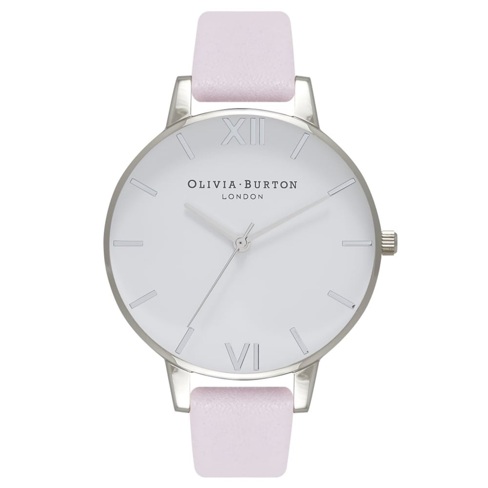 69874db1a Olivia Burton OB16BDW34 Big White Dial Ladies Watch available at Tic ...