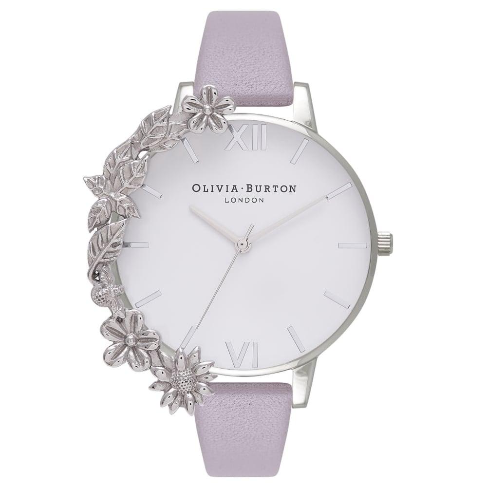 Olivia Burton OB16CB05 Case Cuff Ladies Watch available at Tic Watches 6df863b2513c