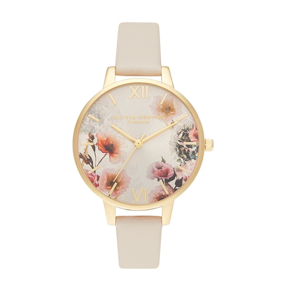 d5a139ee4 Olivia Burton OB16EG118 Sunlight Florals Ladies Watch available at ...