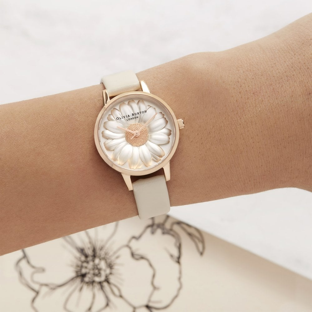e0b227319e54 Olivia Burton Vegan Friendly OB16FS101 Ladies Watch available at Tic ...