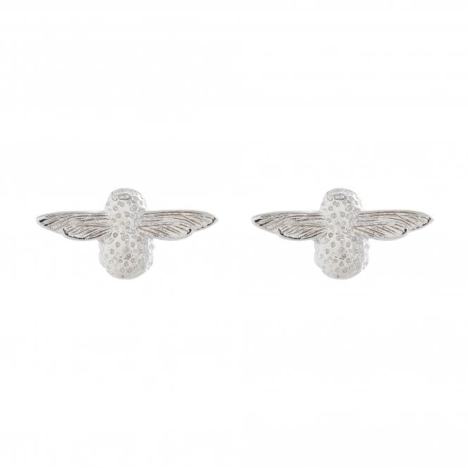 Olivia Burton OBJ16AME24 3D Bee Studs Sterling Silver