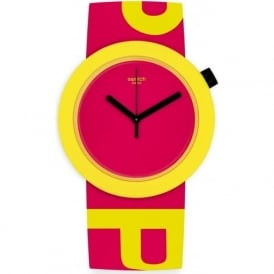 Swatch PNJ100 Poptastic Pink Watch