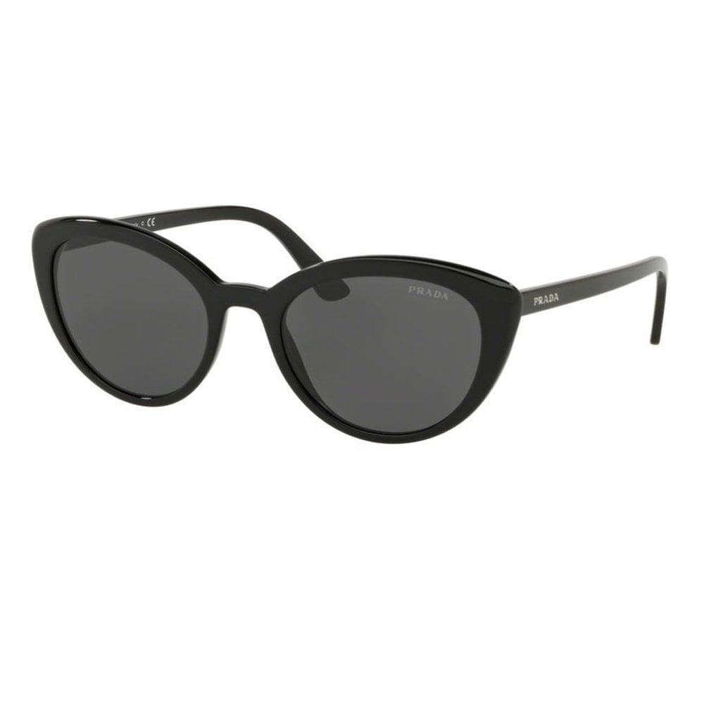 866dabd9ff9aa 0PR02VS 1AB5S0 54 Catwalk Black Ladies Sunglasses