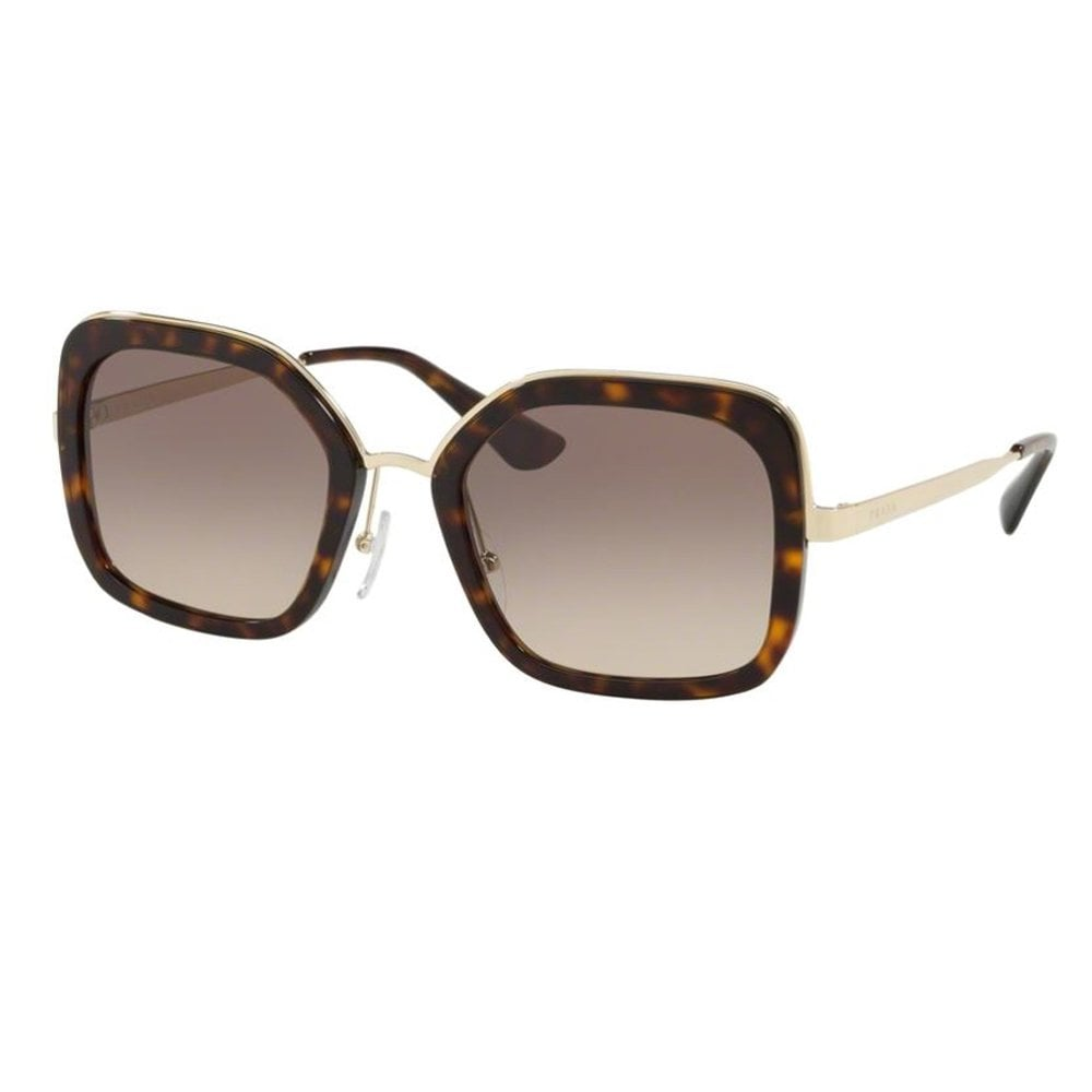 7aaea1b9a631f 0PR57US 2AU3D0 54 Catwalk Havana Brown Ladies Sunglasses