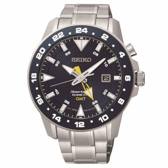 Win a Seiko SUN017P1 Sportura Kinetic Watch from Tic Watches