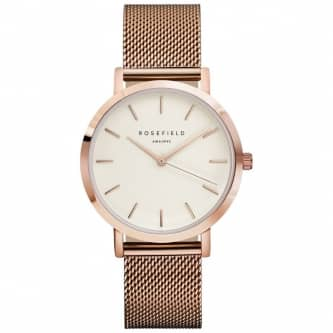 Win any Rosefield designer watch from Tic Watches