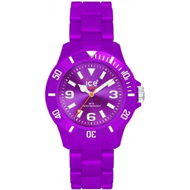 Ice-Watch Purple Classic Solid Unisex Watch C