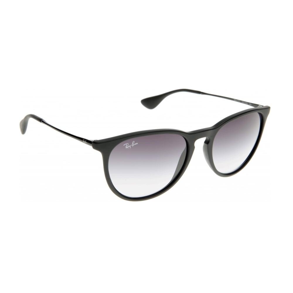 ed08a7e17bb 0RB4171 622 8G 54 Black And Grey Gradient Erika Sunglasses