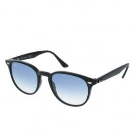 99579c4325c 0RB4259 601 19 51 Black And Light blue Unisex Sunglasses