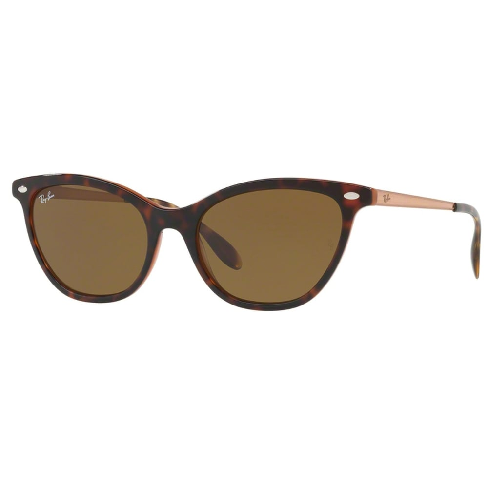 c8e1430779a 0RB4360 1233 73 54 Tortoise And Bronze Copper Woman s Sunglasses