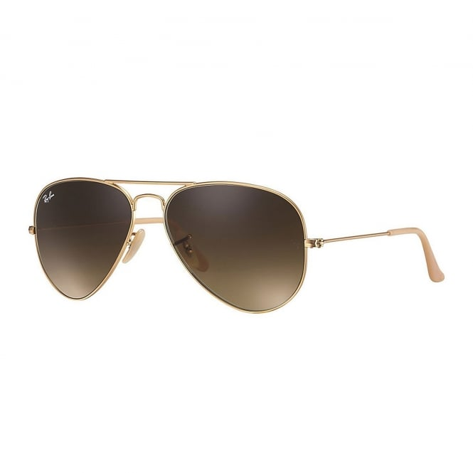 Ray Ban Sunglasses Aviator ORB3025 112/85 58 Gradient Sunglasses