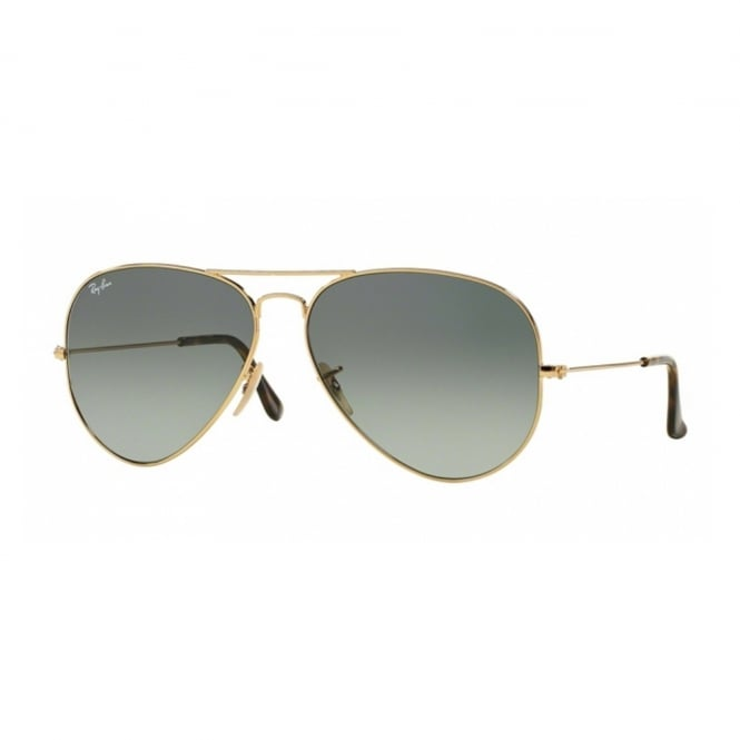 Ray Ban Sunglasses Aviator ORB3025 181/71 58 Gradient Sunglasses