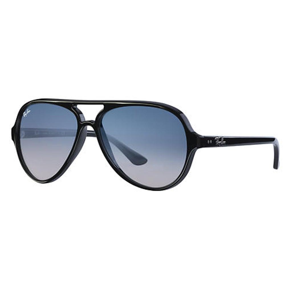 3ae5eaf275c189 Ray Ban Sunglasses Ray Ban Sunglasses Cats 0RB4125 601 3F 59 Light Blue  Gradient Sunglasses