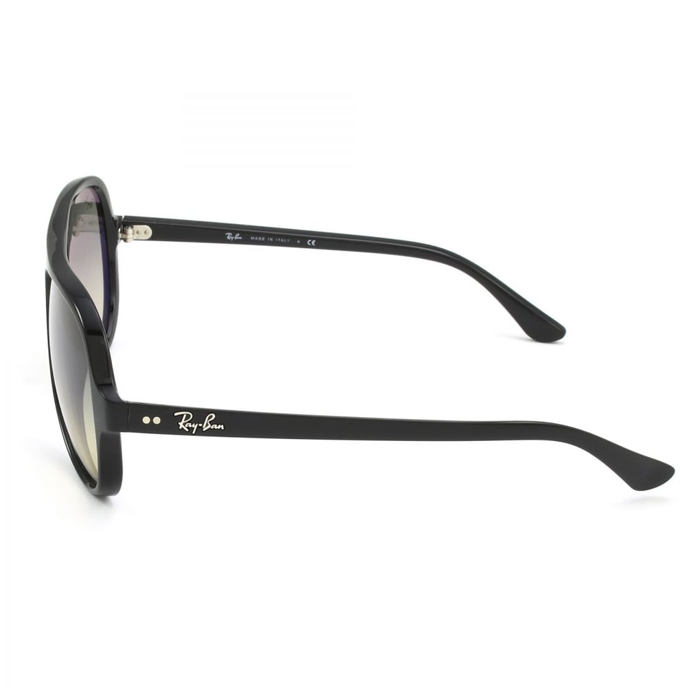 6712d239d2a Ray-Ban Cats 0RB4125 601 3F 59 Gradient Sunglasses available at Tic ...