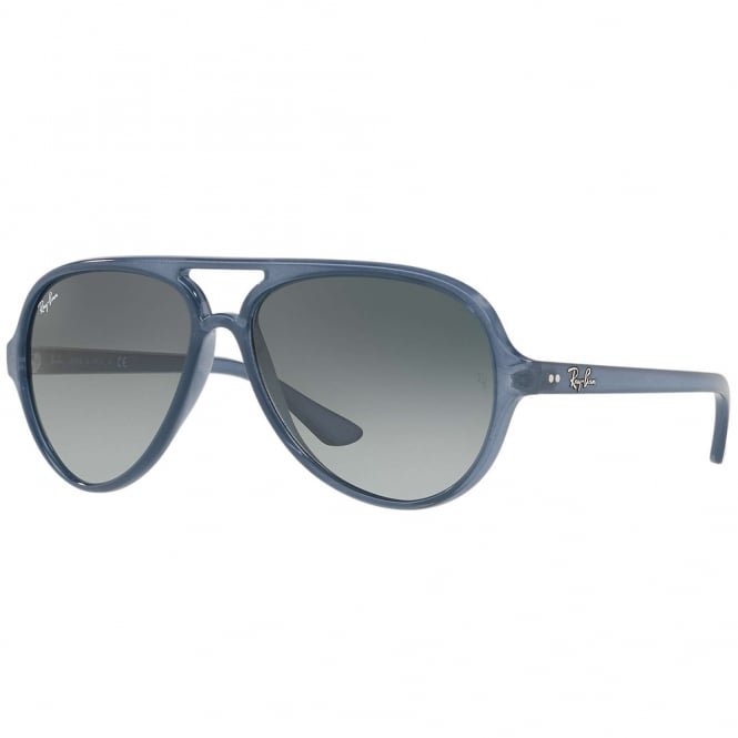 Ray Ban Sunglasses Cats 0RB4125 630371 59 Grey Gradient Sunglasses