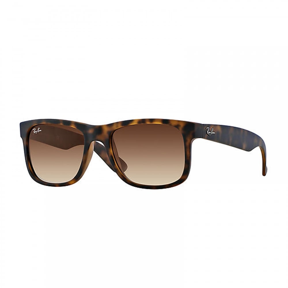 Justin 0RB4165 710/13 55 Gradient Sunglasses